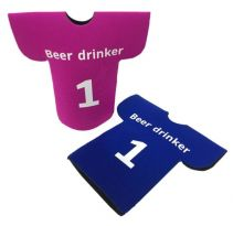 "FLASKÖVERDRAG ""BEER DRINKER"" 2-PACK"