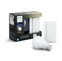 PHILIPS HUE WHITE 9,5W E27 SET