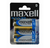 MAXELL LR20, 2-PACK