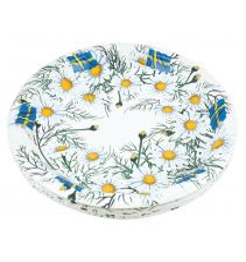 Papptallrik Svensk Sommar 12-pack