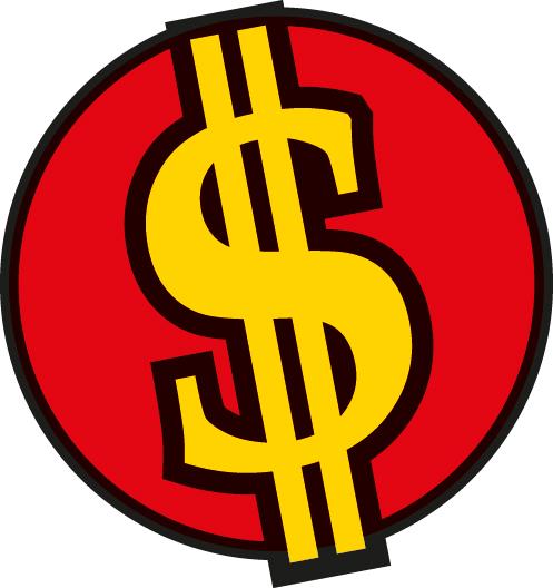 Mask läskig clown