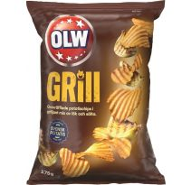 OLW CHIPS GRILL 175 GR