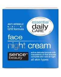 NATTKRÄM SENCEBEAUTY DAILY CARE 50 ML Q10