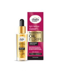 ANSIKTSOLJA SENCEBEAUTY FACE & NECK CARE OIL 30 ML