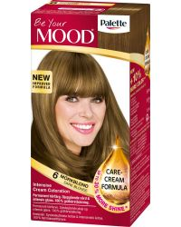 MOOD HAIR COLOR 6 DARK BLONDE
