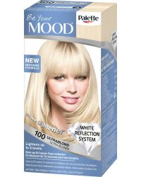 MOOD HAIR COLOR 100 ULTRA BLONDE