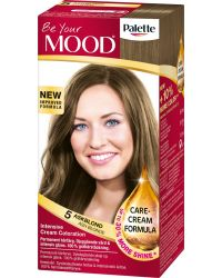 MOOD HAIR COLOR 5 ASH BLONDE