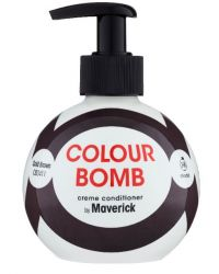 FÄRGBALSAM COLD BROWN COLOUR BOMB 250ML