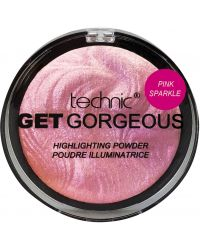 TECHNIC HIGHLIGHTING POWDER PINK SPARKLE