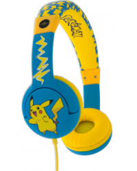 POKEMON Hörlur Junior On-Ear Pikachu
