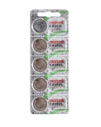 MAXELL CR2025, 5-PACK