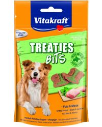 TREATIES BITS FÅGEL & MINT 120G