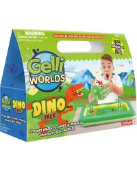 GELLI WORLDS DINO PACK 75g