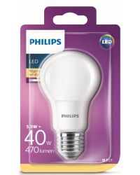 PHILIPS LED NORMAL 40W E27 FROSTAD