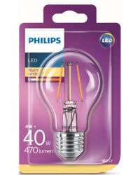PHILIPS LED FILAMENT 40W E27 CLASSIC