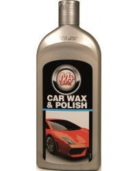 M+ POLISH & WAX 500 ML
