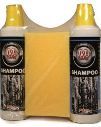 M+ WASH & SHINE, 2 X 500 ML