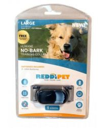 NO BARK COLLAR LARGE