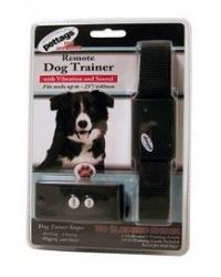 NO BARK COLLAR LARGE REMOTE