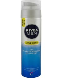 NIVEA SHAVING GEL ACTIVE ENERGY MEN 200 ML