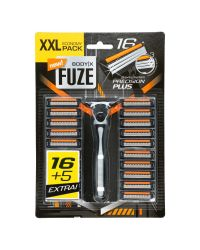 BODY-X FUZE RAZORS MEN
