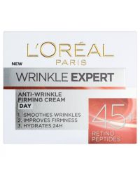 ANTI WRINKLE L'OREAL Expert 50 ML DAY 45+