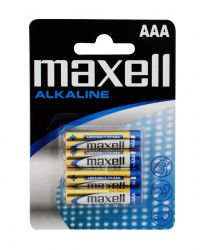 MAXELL LR03 AAA, 4-PACK
