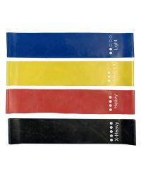 MICRO STRETCH BANDS 4-PACK