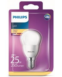 PHILIPS LED KLOT 25W E14 FROSTAD