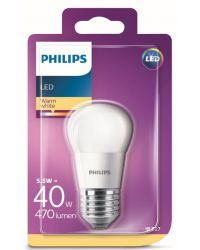 PHILIPS LED KLOT 40W E27 FROSTAD