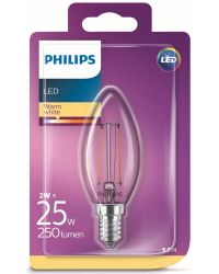 PHILIPS LED KRON 25W E14 FILAMENT