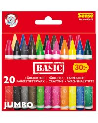 VAXKRITOR MINI JUMBO 20-PACK