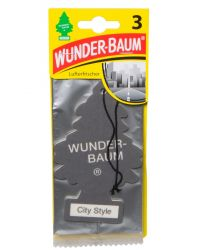 WUNDERBAUM CITY STYLE, 3 PACK