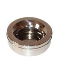 NON-SPLASH BOWL METAL 1,2 L