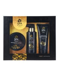 GIFTSET SPA BLACK
