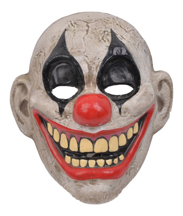 MASK LÄSKIG CLOWN