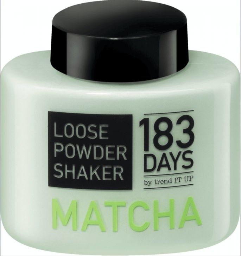 183 DAYS POWDER MATCHA