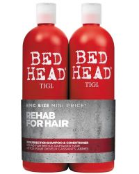 TIGI BED HEAD TWEENS RESURRECTION 2*750ML