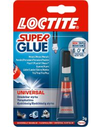 LOCTITE NO. 1 LIQUID SUPER GLUE UNIVERSALLIM