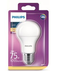 PHILIPS LED NORMAL 75W E27 FROSTAD