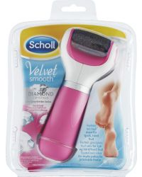SCHOLL VELVET DIAMOND PINK START KIT